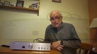 Auna av-cd508bt amplifier review.  Next step in my £100 Ebay HiFi Challenge?