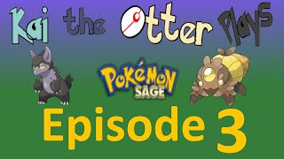 """Sage Episode 3 with Kai the Otter """"Cave full of Koblins"""""""