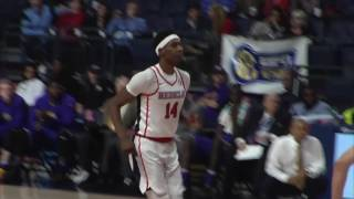 Ole Miss MBB Defeats LSU 96-76 (2-14-17)