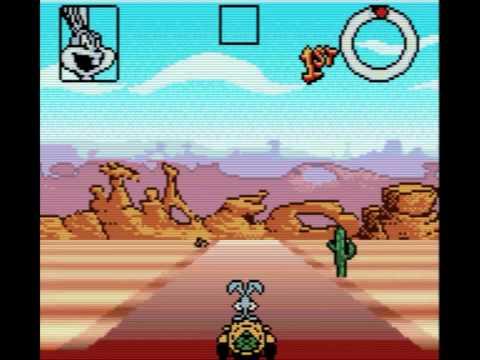Looney Tunes Racing Game Boy