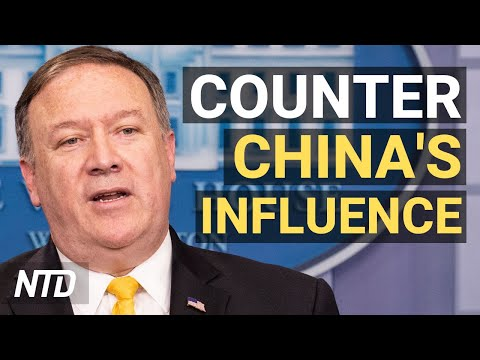 Pompeo exposes China's influence on US officials; New report reveals Hunter Biden's hidden ties