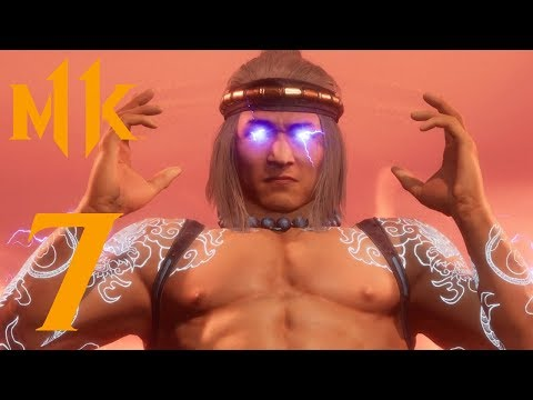 Mortal Kombat 11 - (Gameplay Part 7) Final