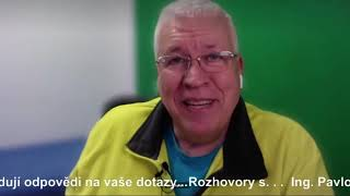 Rozhovory s Ing Pavol Lupták