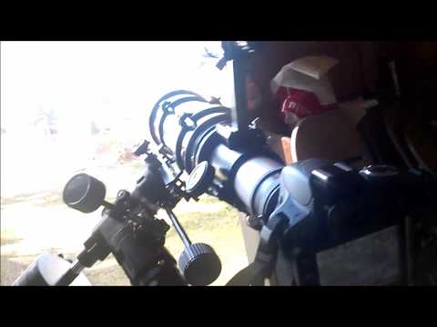 Deep Sky Astrophotography trough my Orion 120st Refractor (Guide)