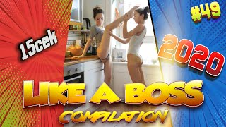 TOP 40 FUNNY SPORTS MOMENTS 2020 🔥 LIKE A BOSS COMPILATION #5 😎 COUB GIRLS 😍