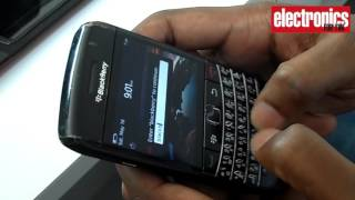 How to Reset Forgot Password in Blackberry without any PC or Laptop (Hindi)