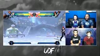 UMVC3 UNDEFEATED 2017 (Las Vegas RyanLV) Vs (New York Crazy Joe)
