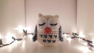Arionnas Crochet Owl Tutorial