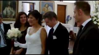 preview picture of video '2013 07 07 Parte de la union Matrimonial de Adriana Correa y Thomas Taddigs..........'