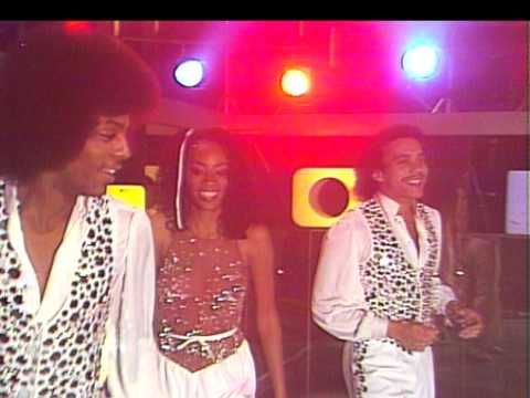 TOPPOP: Shalamar - The Second Time Around