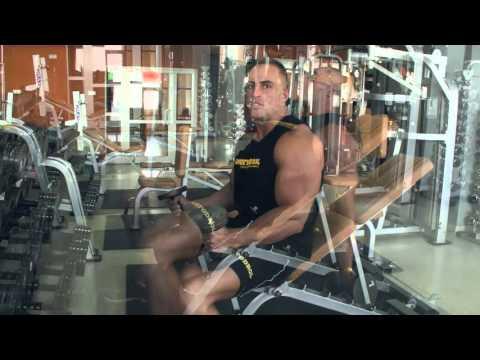 Program szkoleń dla rozwoju mięśni klatki piersiowej