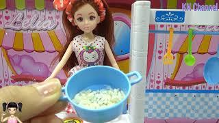 BabyBus - Tiki Mimi và Trò Chơi tiệm cơm ngon tuyệt vời của búp bê lelia