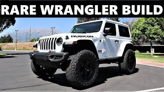 Lifted 2020 Two Door Jeep Wrangler Rubicon: Is This The Ultimate Off-Road Build???