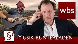 Darf ich Musiks von YouTube herunterladen  Rechtsanwalt Christian Solmecke