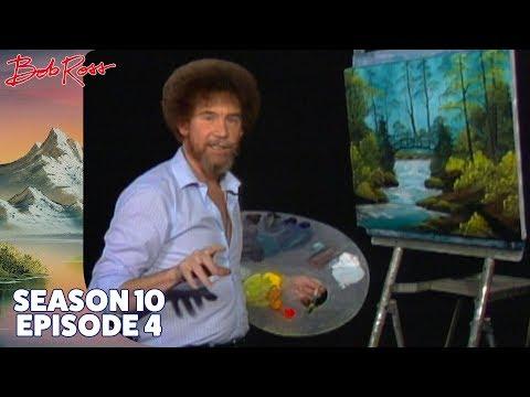 Bob Ross - Secluded Bridge (Season 10 Episode 4)