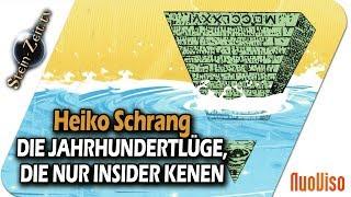 Die Jahrhundertlüge, die nur Insider kennen – Heiko Schrang bei SteinZeit.TV