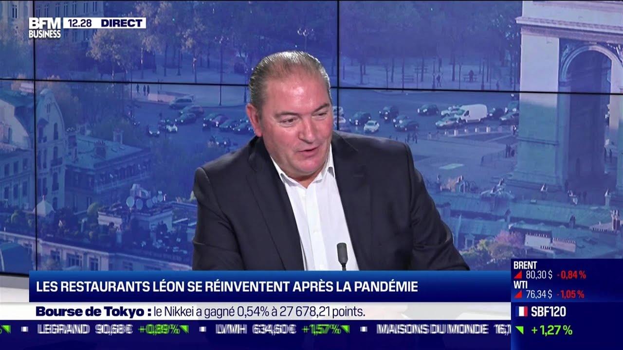 Philippe Héry (Léon) : Les restaurants Léon se réinventent après la pandémie