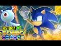 Jogo Do Sonic Colorido Sonic Colors Ds