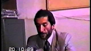 Laçın alayının keçmiş komandiri Arif Paşa ilə müxbirin apardığı müsahibə