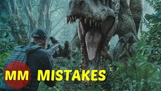 Jurassic World MOVIE MISTAKES, , Facts, Scenes, Bloopers, Spoilers and Fails