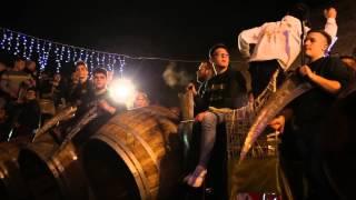 preview picture of video 'Casalba i nuovi suoni - Festa di Sant'Antuono 2015 a Macerata Campania (Caserta)'