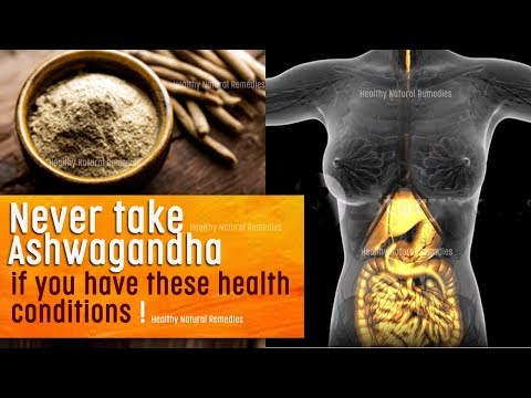 , title : 'Never take Ashwagandha if you have these health conditions | Dosage, Time, Uses, Side effects