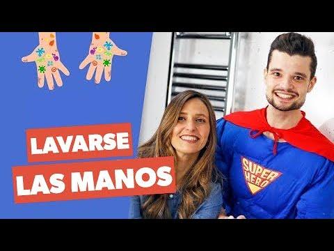 Imagem ilustrativa do vídeo: LAVARSE LAS MANOS PUEDE SALVAR TÚ VIDA
