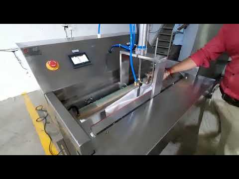 Tablets Vacuum Packing Machine