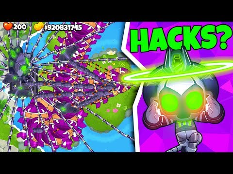 Bloons TD 6 | Overpowered Ultra Boosted Vengeful Sungod Temple HACK!