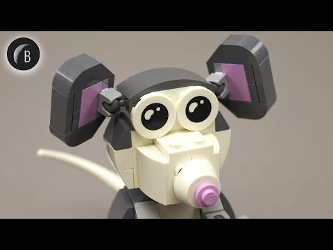 Vidéo LEGO Saisonnier 40355 : L'année du Rat