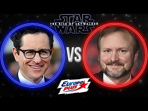 Абрамс или Джонсон? — Интервью с командой Звёздных войн