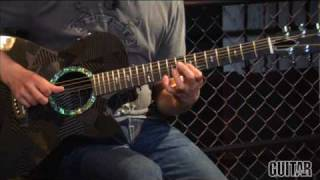 Rain Song Black Ice Acoustic Guitar