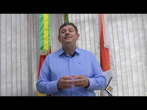 Prefeito Sergio Lasch sobre IPTU