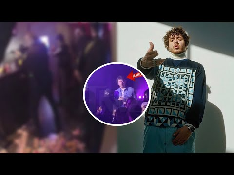 Jack Harlow Almost 🔫 After Caught In The Middle Of A ☠️ Club Sh00t!ng
