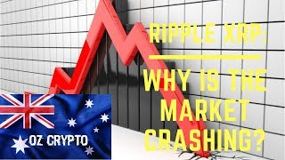 Ripple XRP: Why is the market crashing?