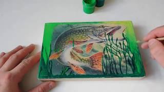 Коробки для рыболовных снастей своими руками