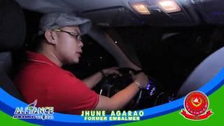 "AIM Global Testimonial ""MR. JHUNE AGARAO""  From Davao (Former Embalmer)"