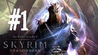Skyrim | DLC Dragonborn | Let's Play 2.0 en Español | Capitulo 1