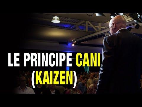 Le Principe CANI (KAIZEN)