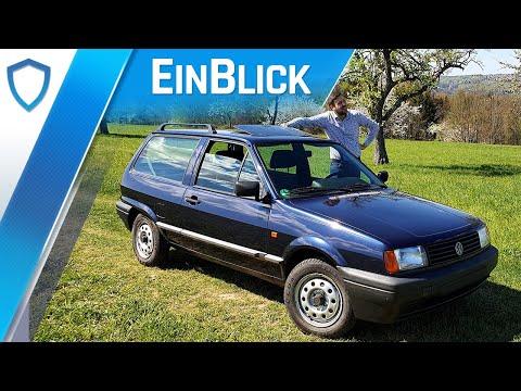 VW Polo 86C 1.0 (1994) - Quadratisch, praktisch, gut? | Vorstellung & Test