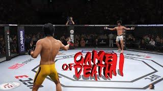 Bruce Lee Vs Hakim Mantis 2: THE MASTERPIECE | EA Sports UFC 3