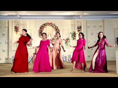 Wedding dance Kerala#Cousins#Meledath family