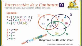 Problema diagrama de venn 208 2 interseccin de conjuntos clases de matemticas matematicapasoapaso ccuart Gallery