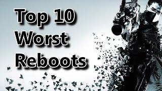 Top 10 Worst Video Game Reboots