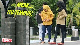 MBAK ITU TEMBUS!   Prank Indonesia