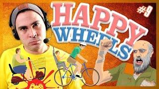 ΓΙΕ ΜΟΥ, ΣΚΑΣΕ! (Happy Wheels #9)