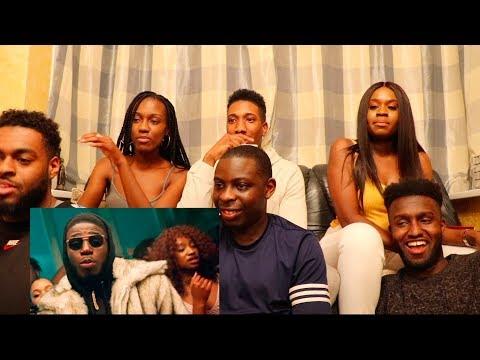 Zie Zie - Fine Girl ( REACTION VIDEO ) || @Official_ZieZie @ubunifuspace