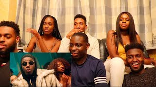 Zie Zie   Fine Girl ( REACTION VIDEO ) || @Official_ZieZie @ubunifuspace