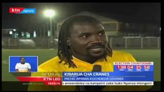 Uganda Cranes kumenyana na Stars hapo kesho kwenye mechi ya kirafiki