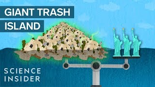 How Big The Great Pacific Garbage Patch Really Is